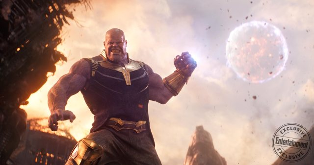 MARVEL'S AVENGERS: INFINITY WAR Josh Brolin as Thanos